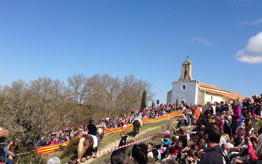En selle ! C'est la Fête du Cheval de Calas-Cabriès & la 60e Bénédiction des chevaux et des cavaliers