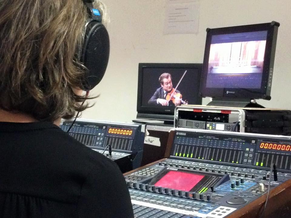 Festival de Pâques d'Aix en Provence - Studio Radio Classique - Renaud Capuçon