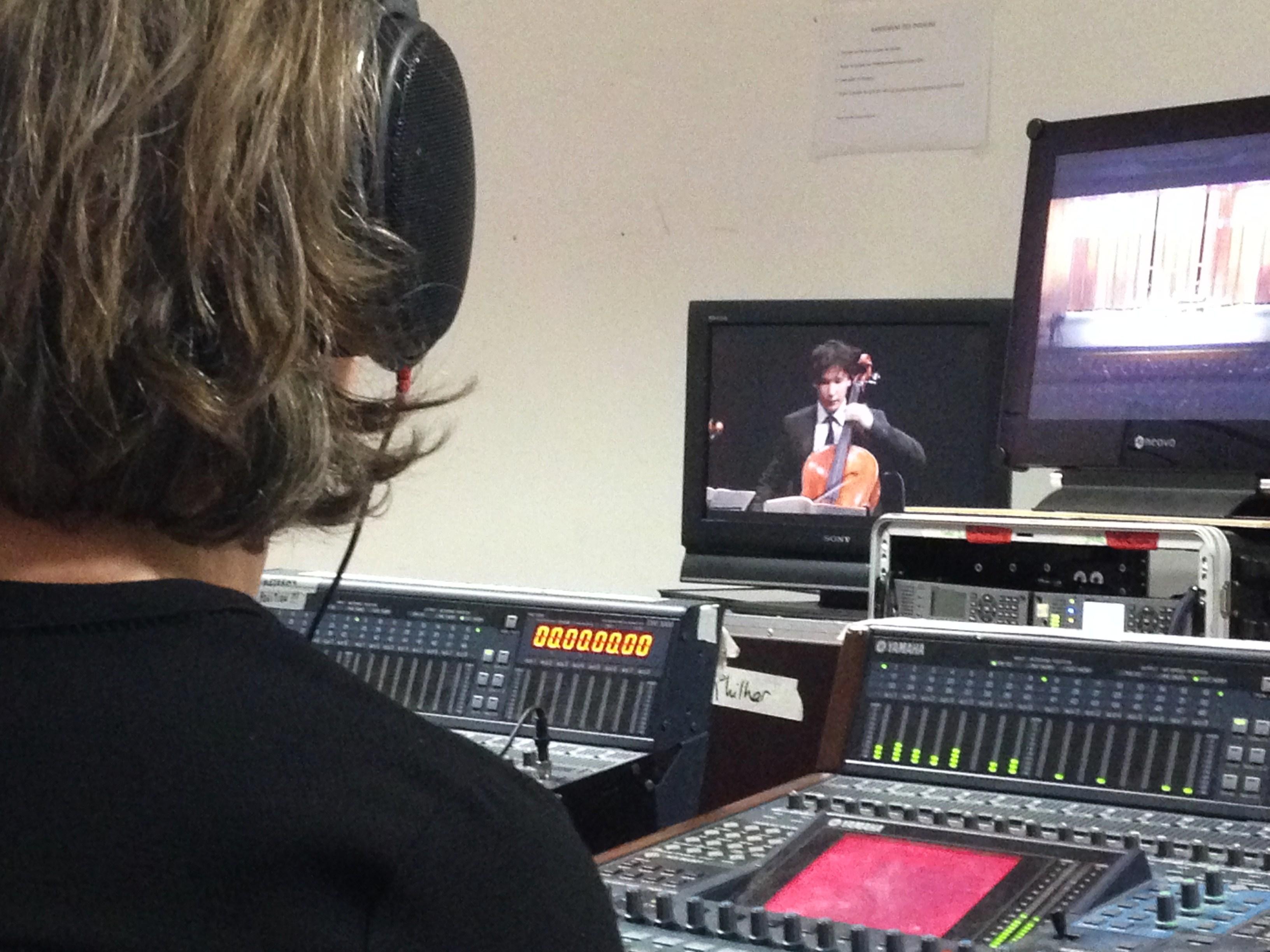 Festival de Pâques d'Aix en Provence - Studio Radio Classique - Edgar moreau