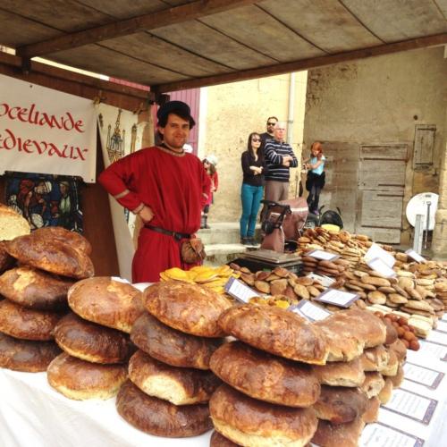 Fête Medievale du Roy René - Peyrolles en Provence