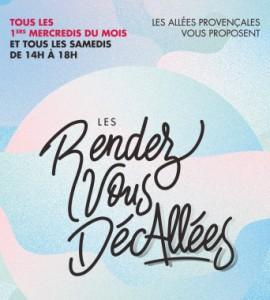 Les RDV décAllées des Allées Provençales - Aix en Provence