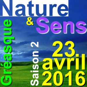 Nature & Sens Gréasque - 23 avril 2016 - Provence