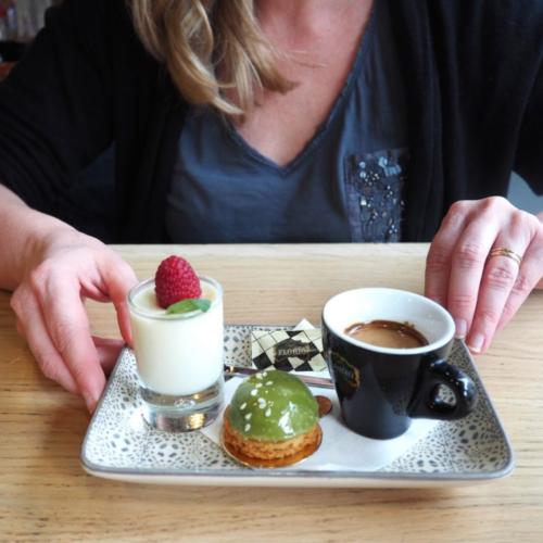 Café gourmand - Yoj restaurant Marseille les TDP