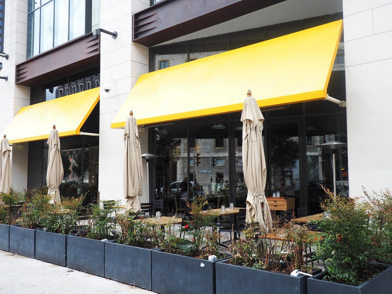 Yoj restaurant - Les Terrases du port - Marseille