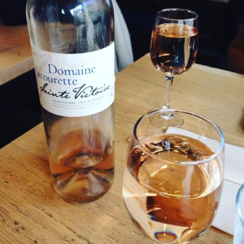 Vin Sainte Victoire - Yoj restaurant Marseille les TDP
