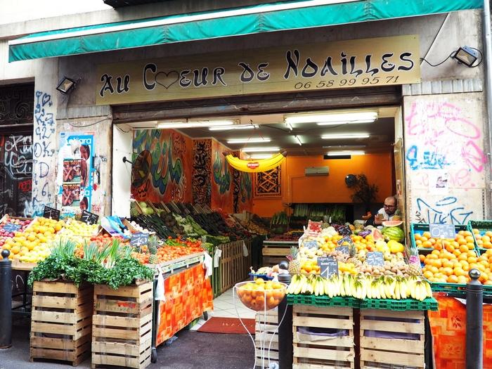 En vadrouille avec les Greeters au coeur de Marseille Noailles !