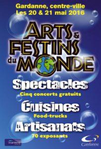 Arts & Festins du monde - Gardanne