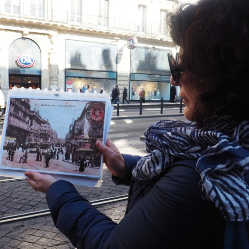 Nadia Greeters -Quartier Noailles - Marseille -