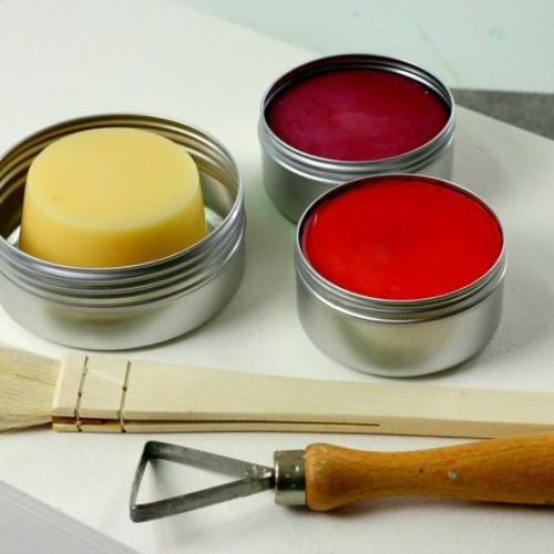 Sm'Art - Couleurs Co - peinture à l'encaustique