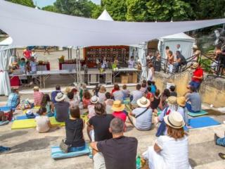 Démonstrations culinaires salon Vivre Côté Sud