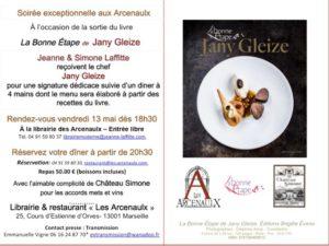 Les soeurs Laffitte reçoivent le Chef Jany Gleize