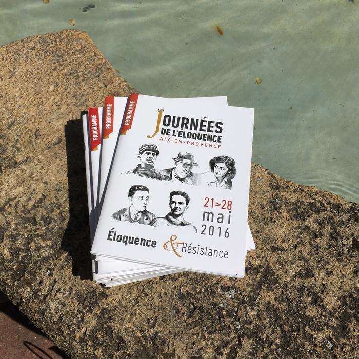 Eloquence & Résistance à Aix en Provence !