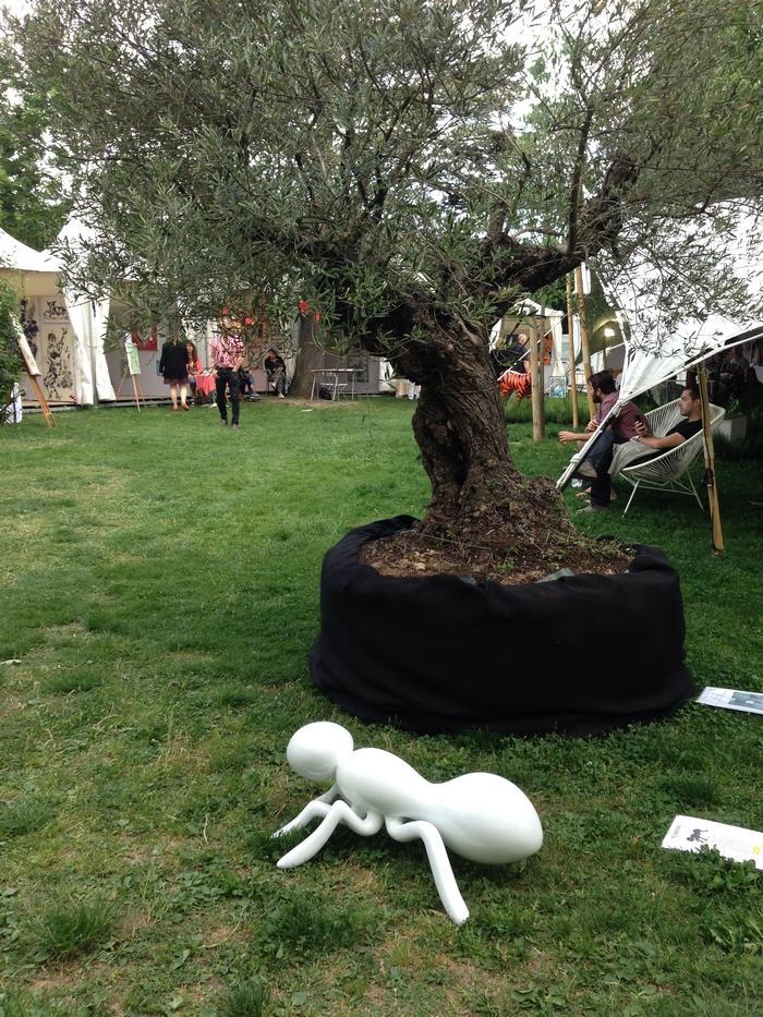 Sm'art Aix en Provence - Yo Bastoni