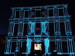 Mapping Pavillon Vendôme Aix en Provence