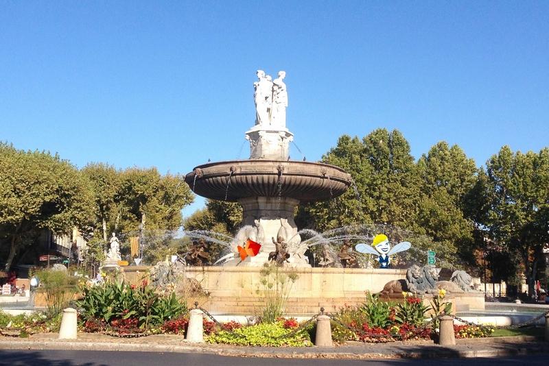 En Vadrouille  #2 avec Secrets d'ici ! Aix en Provence la ville au mille fontaines
