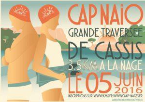 Cap Naïo - Grande traversée de Cassis