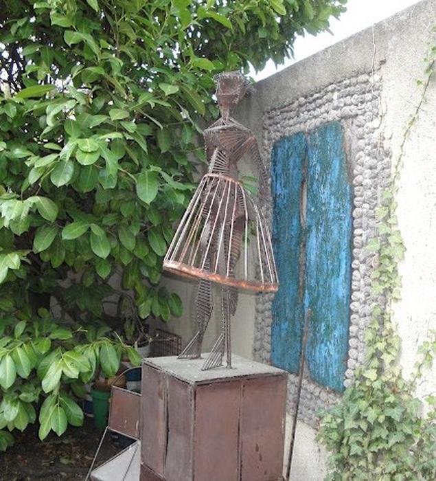 Jardin d'artiste - Max Sauze - Eguilles - Jardin Remarquable