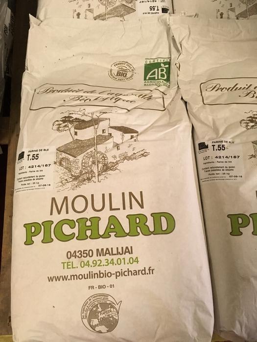La Cigale biscuit - farine bio de Provence