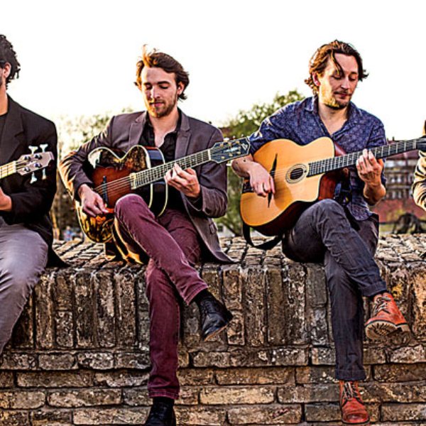 Gala Swing Quartet, - Festival Le Chant des Cordes - Gardanne