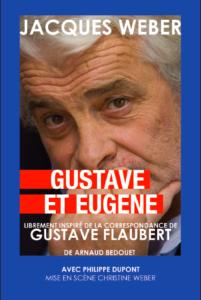 Gustave et Eugène - Gustave Flaubert - des mots et des toiles