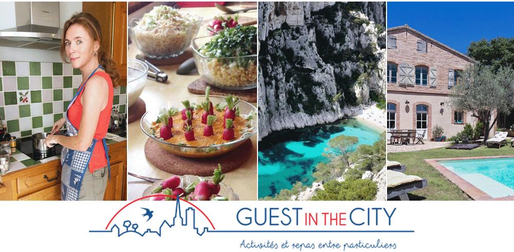 Guest in the City - Plateforme de partage - Tourisme de loisirs