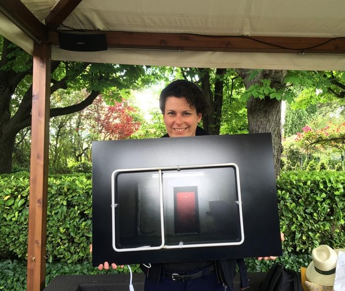 Chloé Nicosia - Flâneries d'Art contemporain dans les jardins d'Aix enProvence