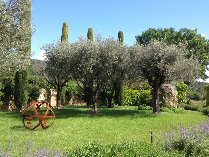 Jardin Remarquable Val Joanis Pertuis
