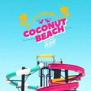 Coconut Beach - Anais & Pédro