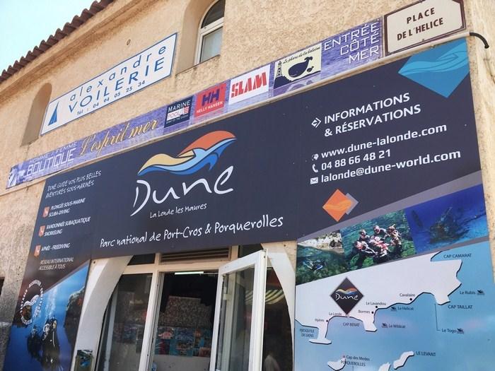 Dune Snorkeling - Lalonde les Maures - Parc National Port-Cros