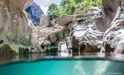 Verdon Secret, une plongée vertigineuse au coeur du grand canyon !