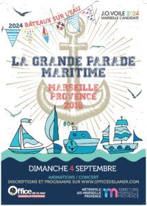 Grande parade maritime - Marseille Provence 2016