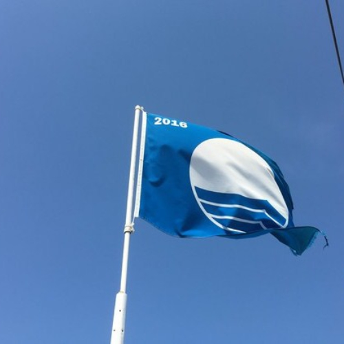 Pavillon bleu - Plage du Jaï Marignane