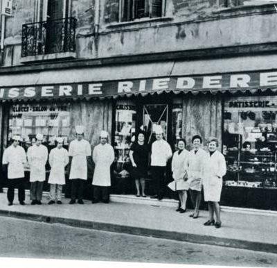 Histoire maison Riederer - Aix en Provence