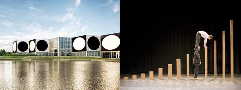 Cie La Mondiale Générale - ©Jean Barak - Fondation Vasarelly