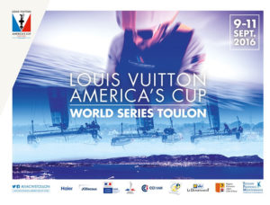 America'cup - Louis Vuitton - Toulon 2016