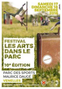 Festival Les Arts dans le Parc - Venelles