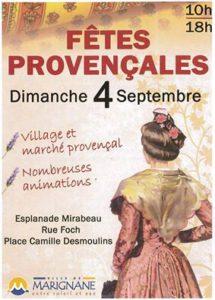 Fetes provençales - Marignane