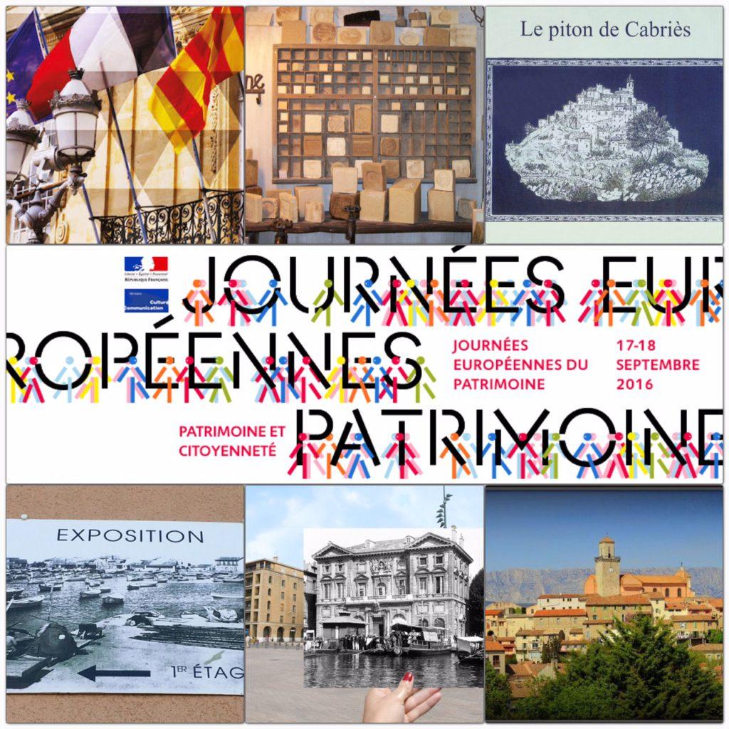 Je te visite, tu me visites…. Journées du patrimoine #JEP2016