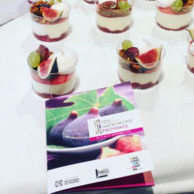 La fête de la gastronomie aux saveurs provençales !