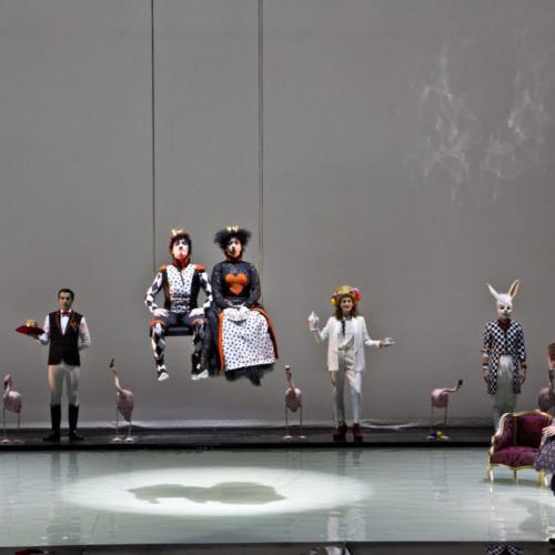 Alice et autres merveilles - ©Jean Louis Fernandez -Mômaix - Aix en Provence