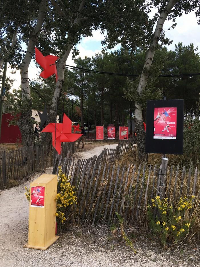 Stages de toussaint au CIAM Aix en Provence
