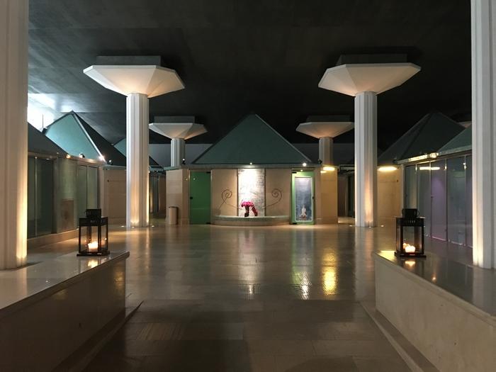 Spa sensoriel - Thermes Sextius - Aix en Provence