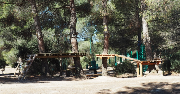 Indian Forest - Parc de Figuerolles - Martigues