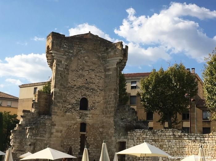 Ma Cigale au Waff® Studio des Thermes Sextius d'Aix en Provence !