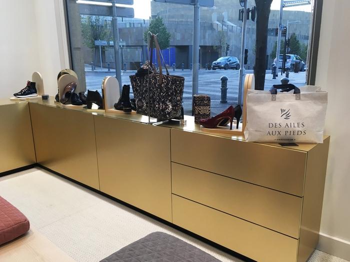 Boutique Des Ailes Aux Pieds - Aix en Provence