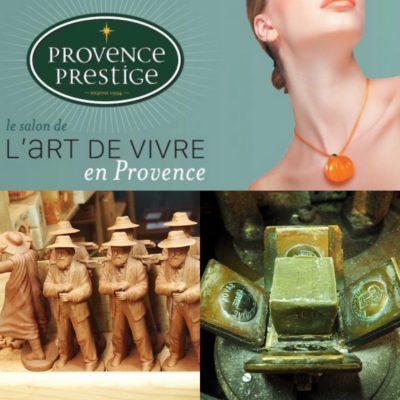 A la rencontre des artisans qui seront présents au salon Provence Prestige ! [Concours]