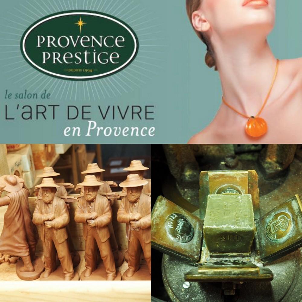 A la rencontre des artisans qui seront présents au salon Provence Prestige !