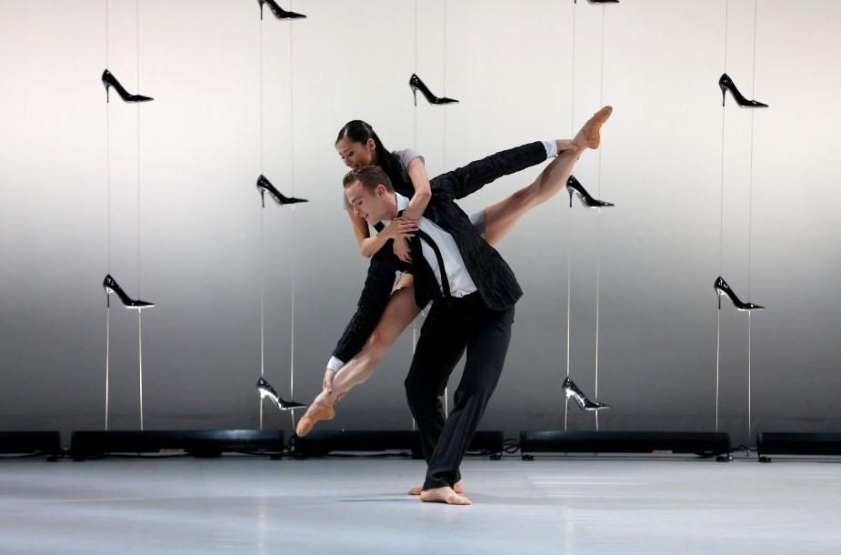 Miyuki Kanei et Raphaël Canet, Cendrillon © Olivier Houeix