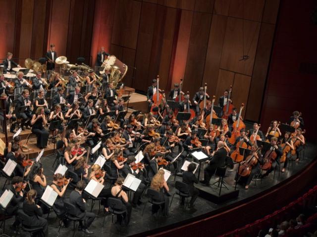 Orchestre Français des Jeunes ©Sylvain Pelly