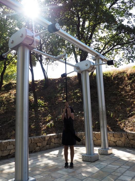 Meditation Bell - Paul Matisse - Château La Coste